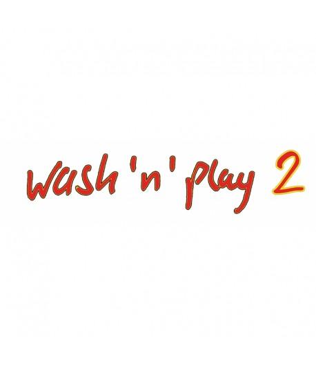Myjka WASH'N'PLAY ANALOGIS 2 Z PŁYNEM 1 L